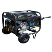 Air cooled 4 stroke small electric start portable generator for home use 6000 watt Manufactures