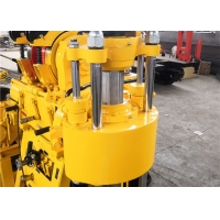 XY-1B High Performance Geological Drilling Rig Machine For Geotech Investigation Manufactures