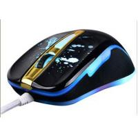 Desktop / Laptop Ergonomic Wired Gaming Mouse With LED Light Change Manufactures