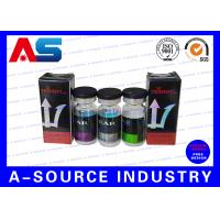 Buy cheap Adhesive 10ml Vial Labels ,Custom Label Stickers Packaging For Injection from wholesalers