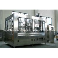 Carbonated Beverage Washing-Filling-Capping Machine Monobloc 3in1 (CGFD18-18-6) Manufactures