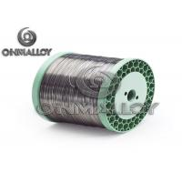 Buy cheap High Resistivity Annealed Nichrome Wire Ni70Cr30 Wire For Air Dry Heater from wholesalers