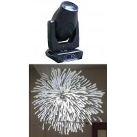 Moving Head LED Stage Lights / LED Moving Head Lights 3 Gobo Wheels 2 Color Wheels Manufactures