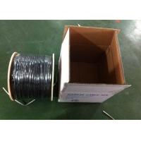 Coaxial CCTV Video Cable Rg59 ,  CCS CCTV Power Camera Cable BNC / DC Manufactures