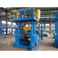 Buy cheap H Beam 3 in 1 Machine , Automatic Welding Machine with Assembling Welding and Straightening Functions from wholesalers