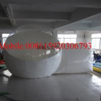 transparent inflatable tent for advertising inflatable clear tent clear inflatable tent Manufactures