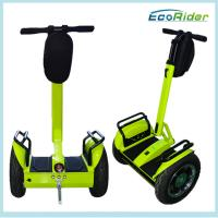 Adults 2 Wheel Electric Scooter / 2 Wheeled Motorized Scooter 43cm Vacuum Manufactures