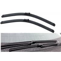 Push Button Adapter Frameless Universal Wiper Blades / Windscreen Wiper Replacement Manufactures