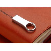 50*20*9mm Engraved Mini USB Flash Drive 32G 64G 128G With Ring Sandisk Chip