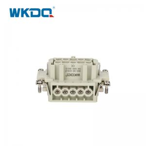 Male Female Insert Waterproof Electrical Connectors 500V 16A Manufactures