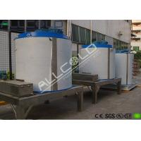 Flake Ice Maker Machine For Chicken / Fish Processing Manufactures