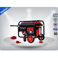 4.5kva Small Portable Diesel Generator Portable Silent Generator For Hotel Manufactures