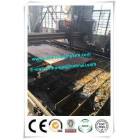 Buy cheap Gantry CNC Plasma Cutting Machine For Steel Plate , CNC Flame Cutting Machine from wholesalers