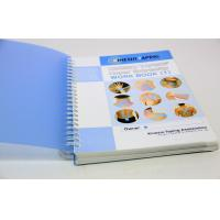 Professional Custom Spiral Notebook Printing Services For Office / School Manufactures