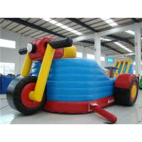 High Temperature Resistance Inflatable Sports Games For Amusement Park Manufactures