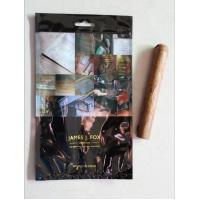 Portable Resealable Plastic Cigar Humidor Bags To Keep Cuban Cigars Fresh And Good Taste Manufactures