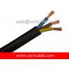 UL PVC Cable, AWM Style UL2854 14AWG 3C VW-1 80°C 30V, TPE / PVC Manufactures