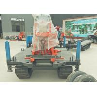 China XY-1 Down The Hole Drill Rig , Geological Drilling Rig Machine on sale