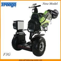1000W Power Electric Mobility Scooter Segway Balance Scooter with Golf Holder, Freezer Manufactures