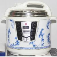 ceramic feeling cooker body electric pressure rice cooker computer panel mult. Manufactures