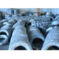 Quality ASTM A 641 / A 641 M  Iron Electro Galvanized Wire Low / High Carbon for sale