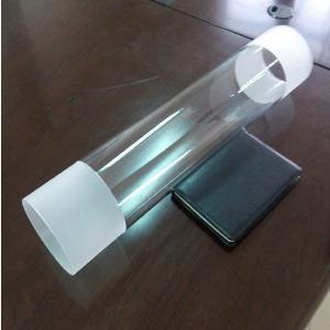 China High Pressure Quartz Glass Tube/Quartz Glass Cylind on sale