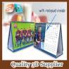 Buy cheap 2015 custom spiral binding 3d desk calendar with memo from wholesalers