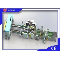 Buy cheap Automatic High Speed Corrugated Carton Box Gluer Stitching Machine from wholesalers