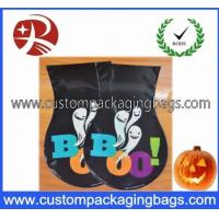 Die Cut Handle Printed Plastic Bags Manufactures
