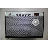 Music Bluetooth Portable Pa Speaker System With Cd Player , Rechargeable Battery Manufactures