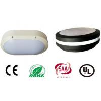 Quality 10W - 40W IP65 LED Bulkhead Light Outdoor Wall Light Black White Housing for sale