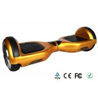 China 110 - 220v 2 Wheel Hoverboard Two Wheels Self Balance Electric Scooter With Led Light on sale