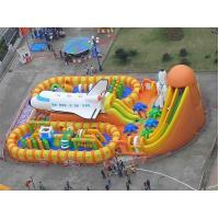 Customized Outdoor Inflatable Water Sports For Children Playground Manufactures