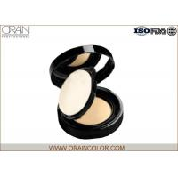 Quality Waterproof Mineral Pressed Powder For Face Makeup Ivory Color for sale