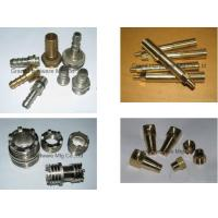 China brass inserts,OEM brass machined parts,customized brass precision parts,good supplier in China on sale