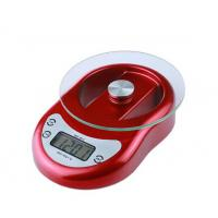 Cooking Measuring Home Electronic Scale Selectable Color With Over Load Indication Manufactures