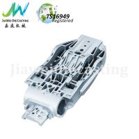 China Motorcycle Usage Aluminum Die Casting Products Shot Blasting Surface Type on sale