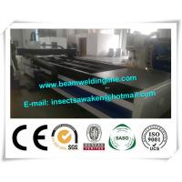 CNC Laser cutting machine with double exchange worktable CNC plasma flame cutter machine