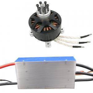 China MP120100 80KV Sensorless Brushless Motor Vinyl For Electric Car / Airplane / UAV on sale