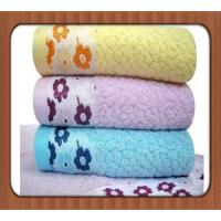 comfortable superfine bamboo cotton mixed face towel/square towel on sale Manufactures