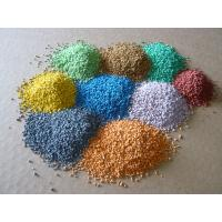 Color EPDM rubber granule Manufactures
