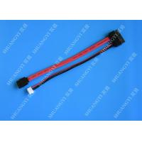 Slimline SATA Cable 13pin (7+6pin) female to SATA female With LP4 Adapter power Manufactures