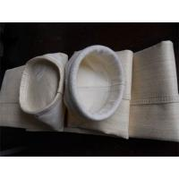 Nomex dust filter bag used for asphalt industries MARINI DN 130x3300mm length Manufactures
