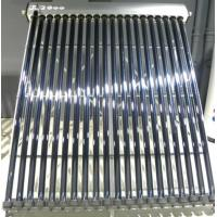 Heat pipe solar collectors with certified solar keymark Manufactures