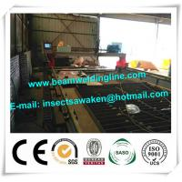 CNC plasma flame cutting machine , CNC laser cutting machine for steel plate Manufactures