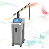Quality 106400nm Metal Pipe Fractional CO2 Laser Skin Scanner / Co2 Laser Skin Tag Removal for sale