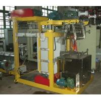 Durable Used Blown Film Equipment , Vertical Pvc Film And Pvc Sheet Extrusion Machine Manufactures