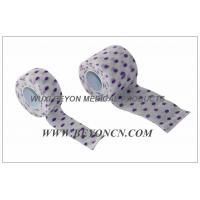 Non Woven Cohesive Flexible Bandages With Custom Logo Printed Cartoon Bandages Manufactures