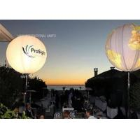 Halogen 2000W Event  Balloon Outdoor Wedding Reception Lighting With Advertising Branding Logo Manufactures