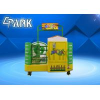 English Version Amusement Game Machines Coin Operated Touch Screen Manufactures